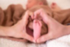 Baby Newborn Newbornfotografie