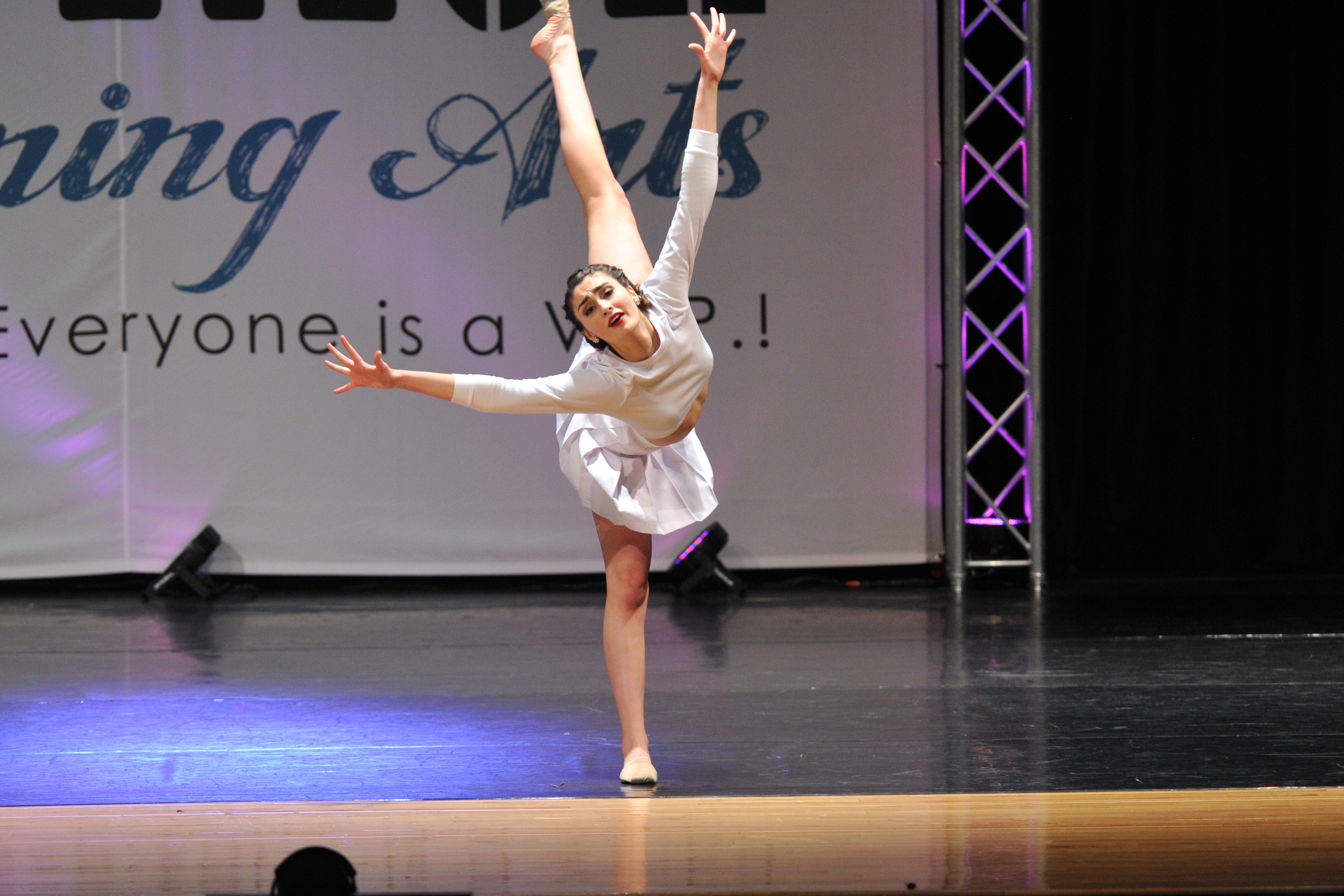 First Position Soloist