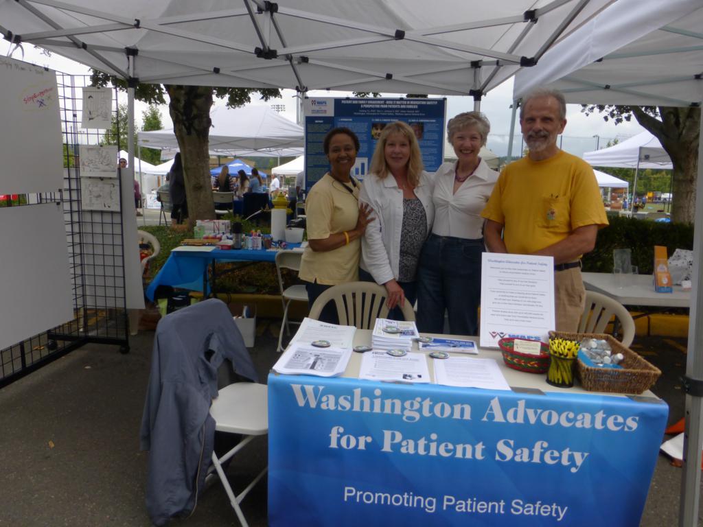 WAPS members @ annual public fair
