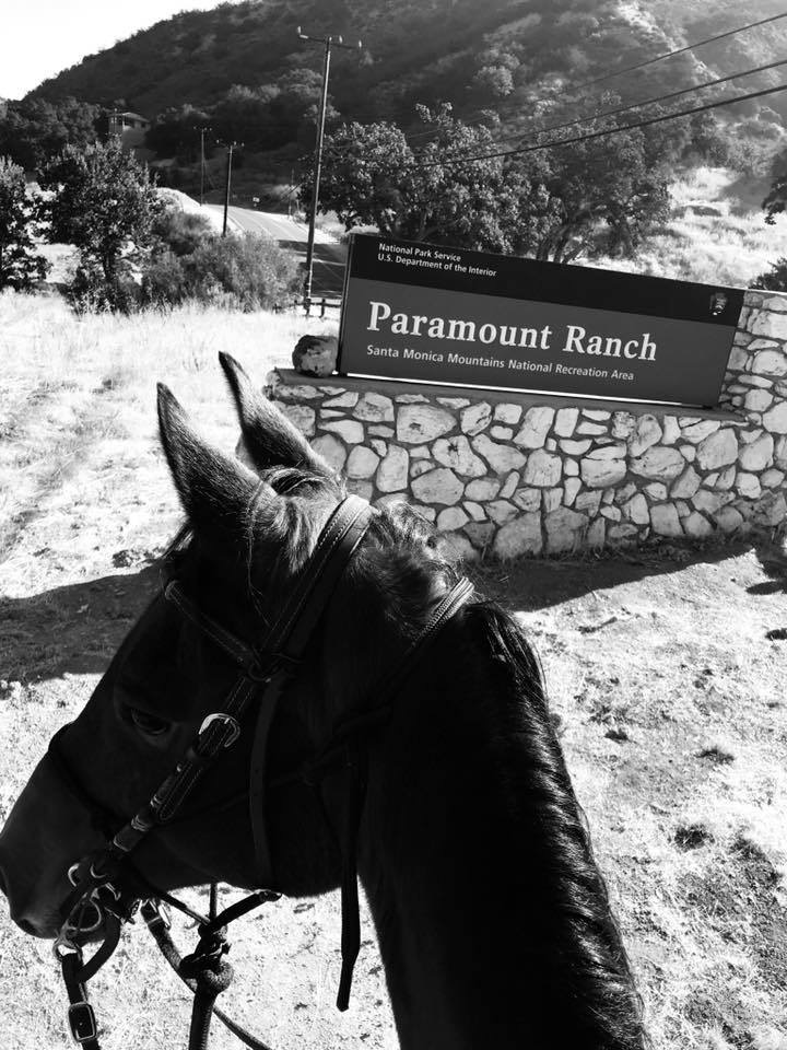Tracey Potter, Paramount Ranch