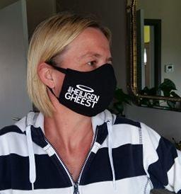 Mondmasker geleverd aan huis in groot Aalst