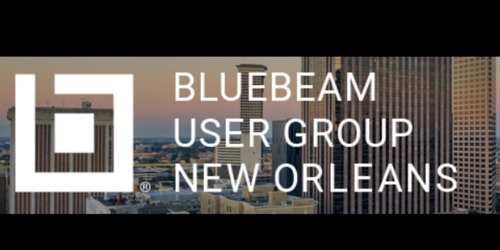NOLABUG  - Bluebeam User Group Meetup - Site Documentation