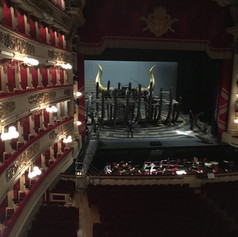Beautiful theatre.