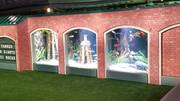 Animal Planet's Tanked! SF Giants 1300g Aquarium