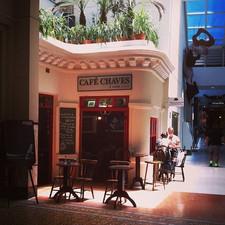 Café Chaves - Térreo