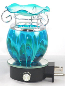 Wall Light Warmer (Aqua Blue)