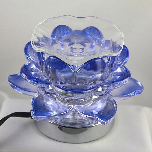 Lotus Flower Power (Blue)