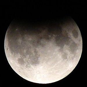 aretha's you send me …. a solstice lunar eclipse