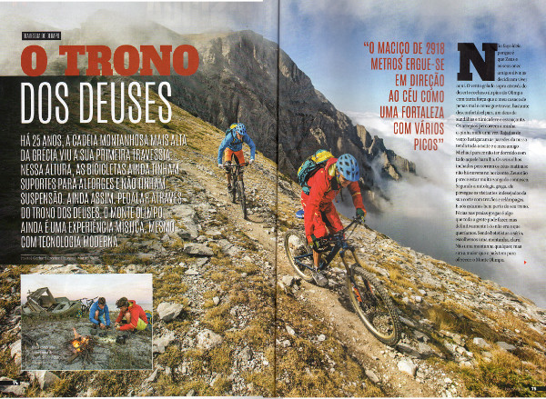 Portugal, BIKE Magazine
