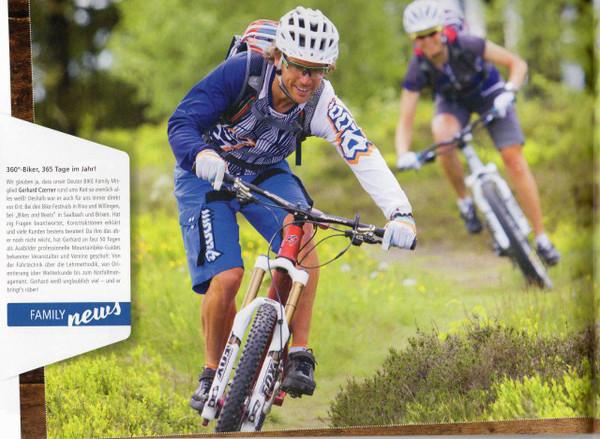 Deuter Poster, catalogue