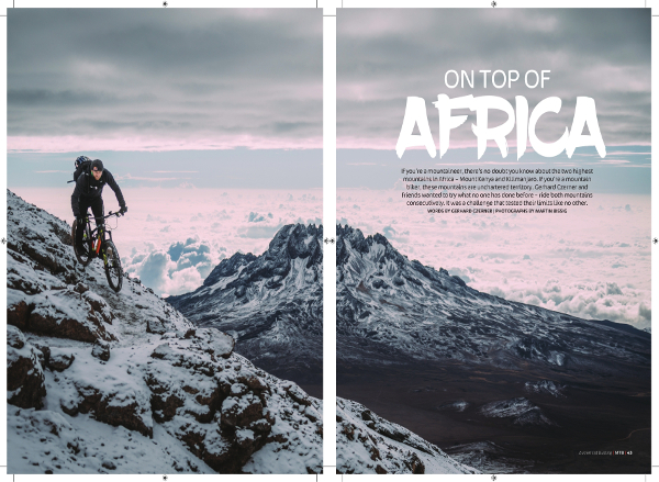 SouthAfrica, Mountainbike