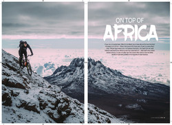 SouthAfrica, Mountainbike