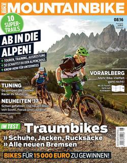 Germany, Mountainbike