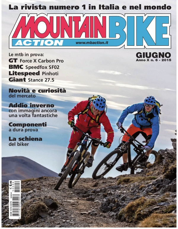 Italy, MountainBike Action