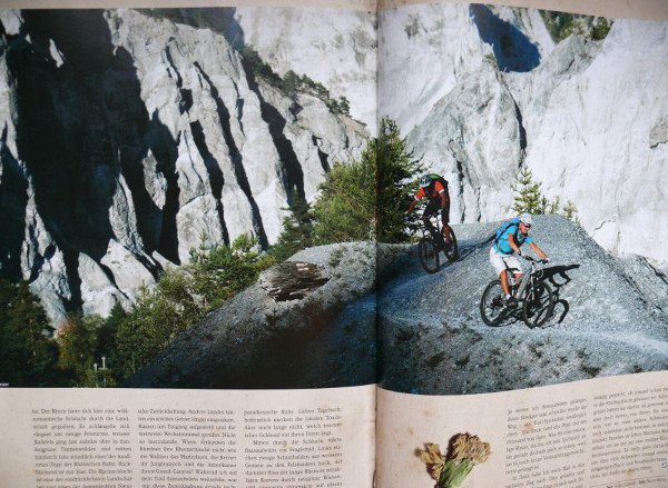Swiss, RIDE Magazin