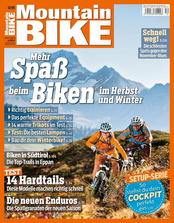 GER, Mountainbike Magazin