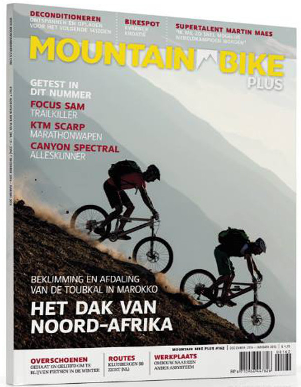 Belgium, Mountain Bike Plus
