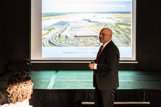 Let's Talk Business: Athanasios Titonis about the CGN Airport