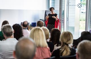 Agnes Cserhati / Let's Talk Business