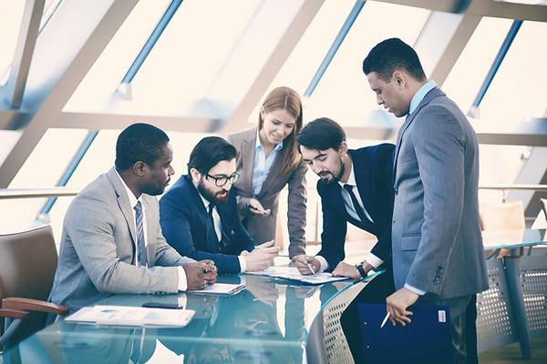 Brainstorm d'affaires