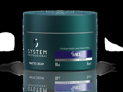 Matte Cream M63
