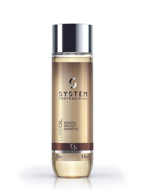 LuxeOilKeratin Protect Shampoo250