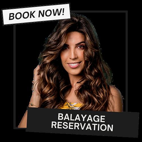 Balayage Reservation