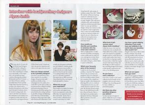 Jewwllery Designer Interview