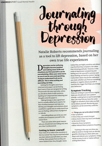 Journaling Through Depression