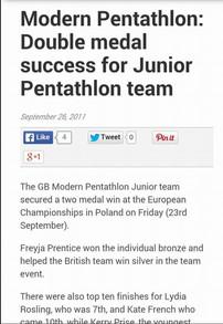 Pentatholon
