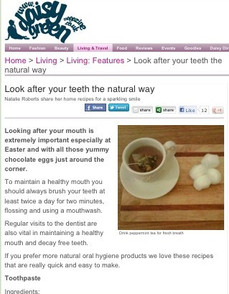 Natural Oral Health