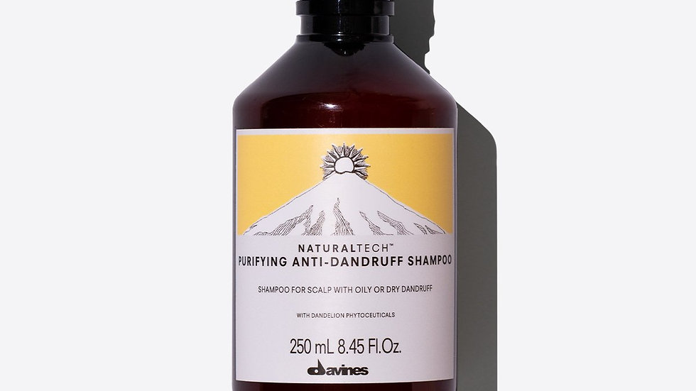 Purifying Anti-Dandruff shampoo
