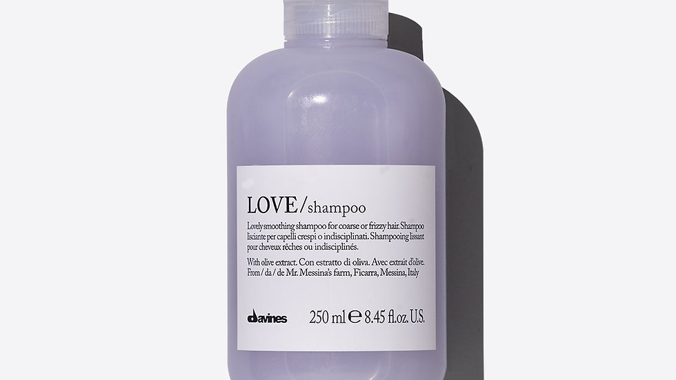 LOVE smooth shampoo