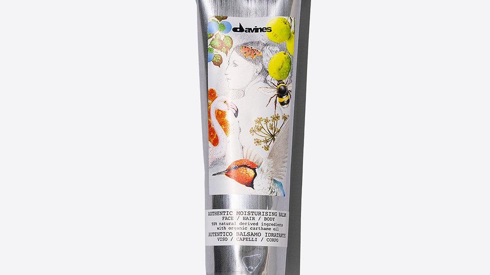 Authentic moisturizing conditioning balm
