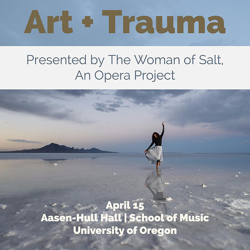 Art + Trauma Event