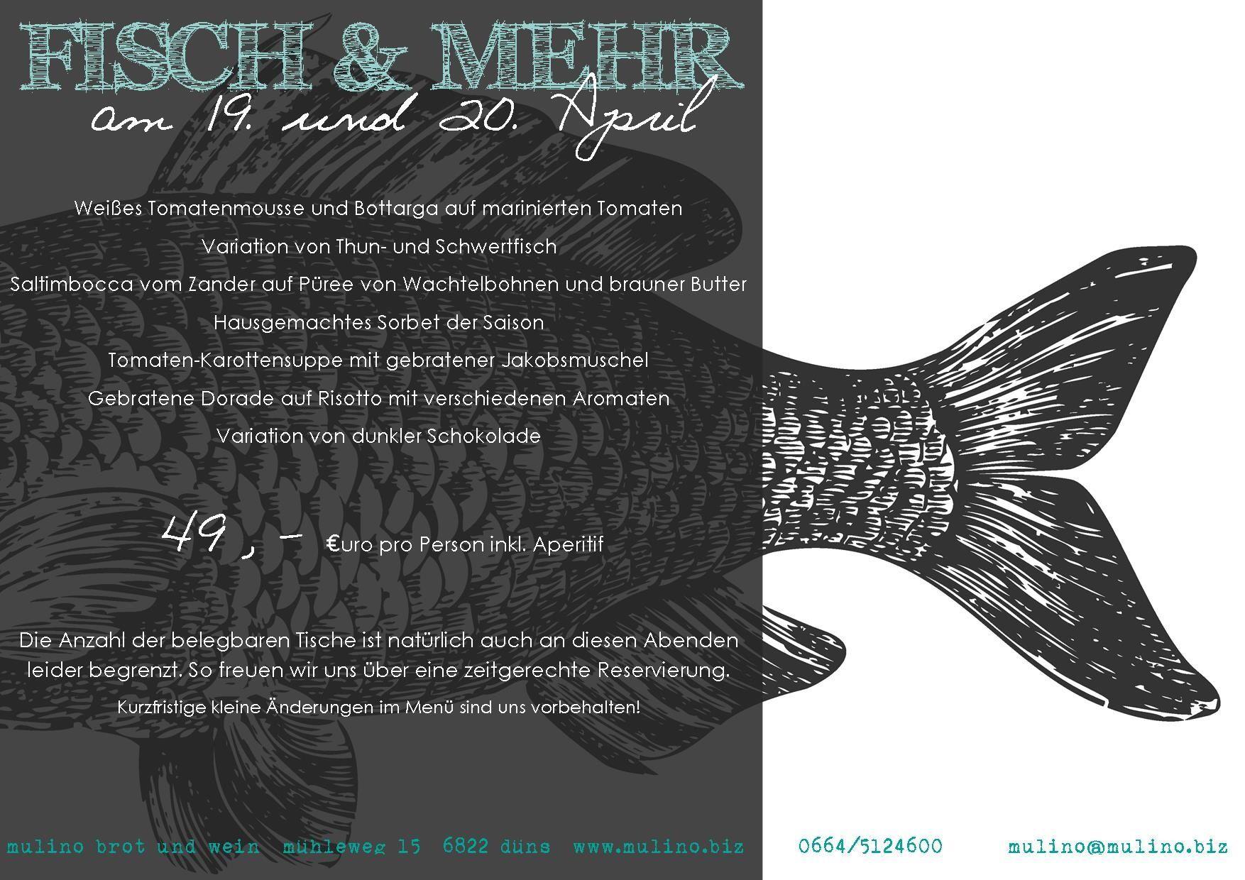 fisch und mehr