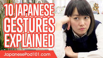 Don't go to Japan without knowing these 10 Japanese Gestures