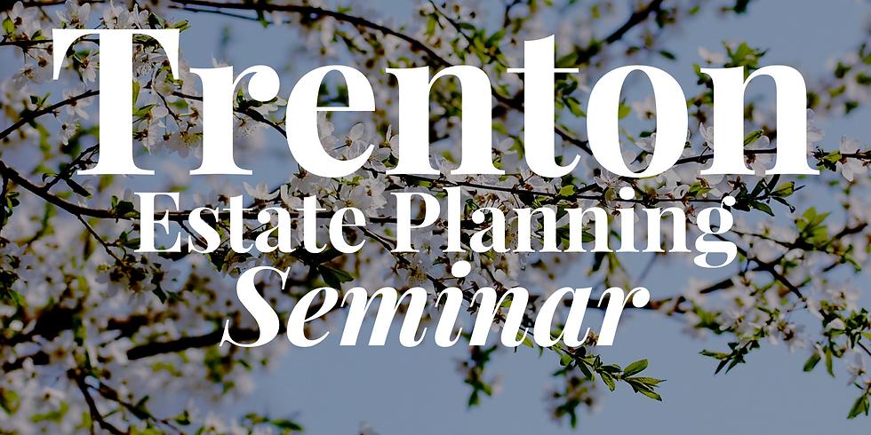 Trenton Estate Planning Workshop