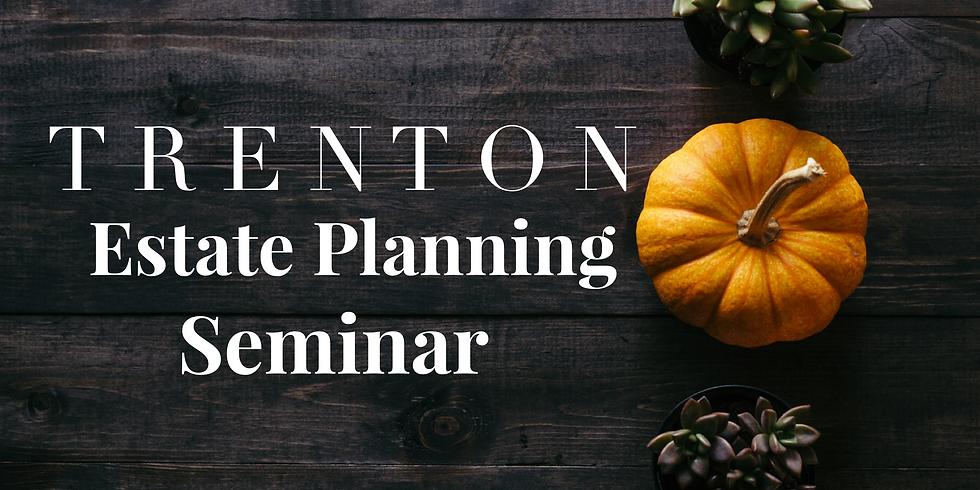 Trenton Estate Planning Seminar