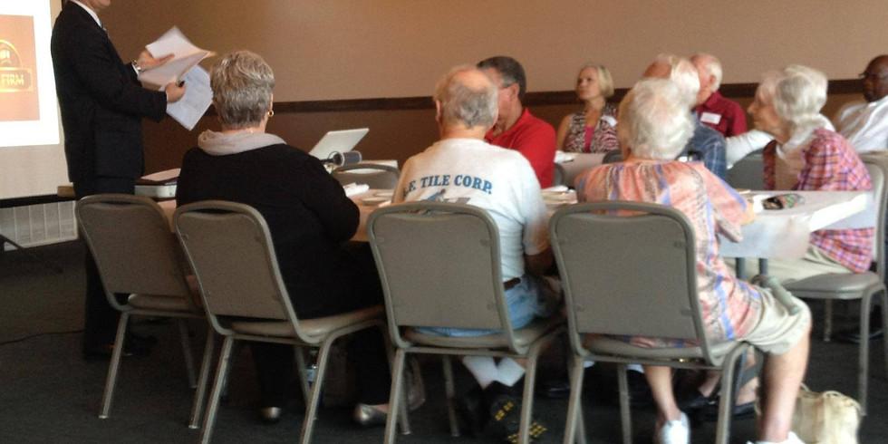 Memphis Estate Planning Seminar