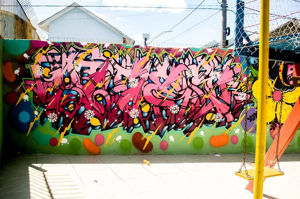 graffiti deivid bizer porto alegre