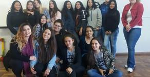 Estudantes de Sapiranga representam o Brasil em Roma