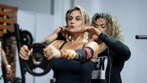 IFBB Pro League Regional -  Primeiro treino feminino RS