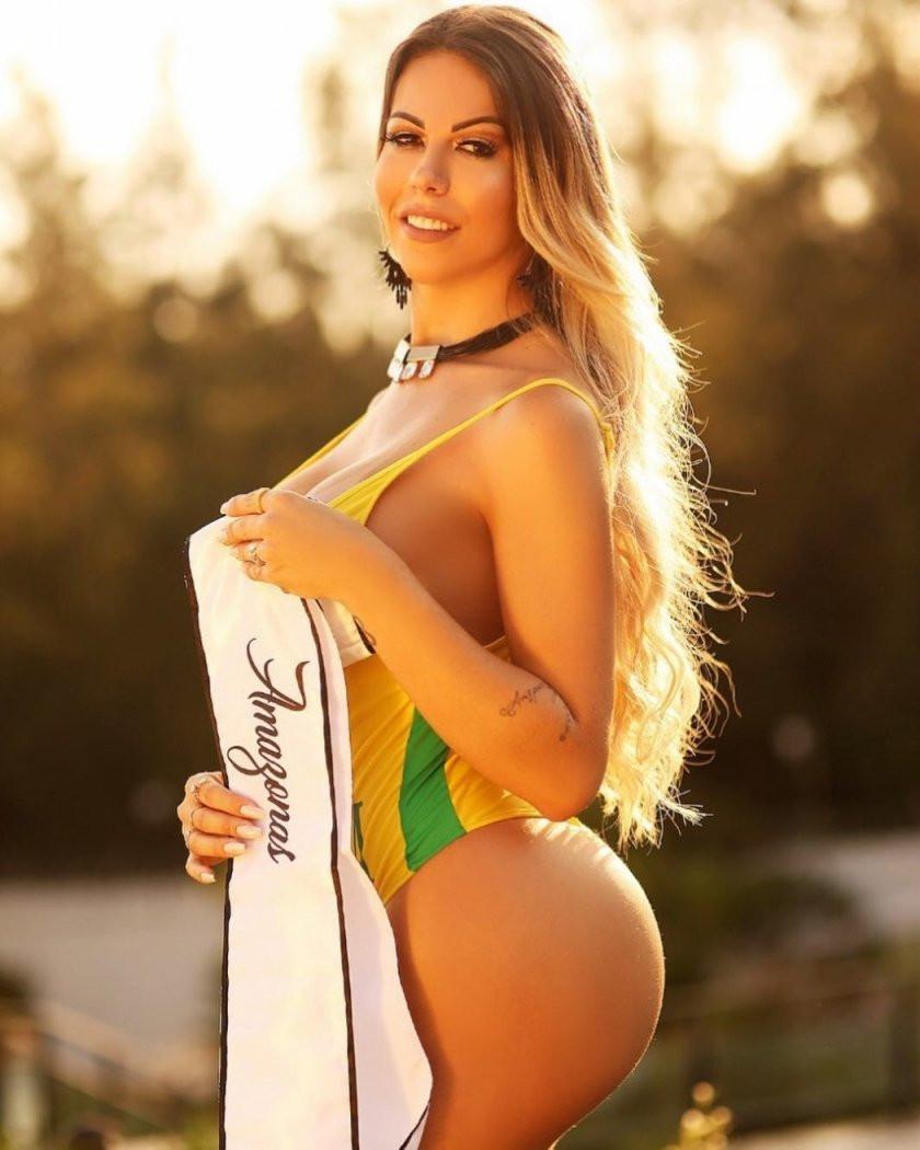 Paula Oliveira - miss bubum