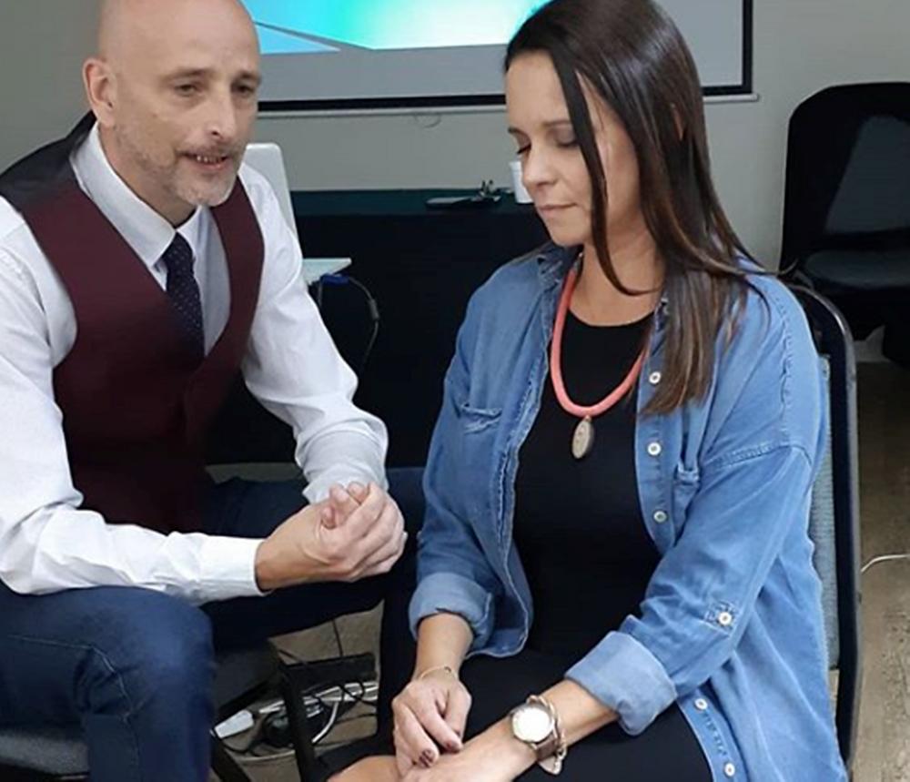 Hipnoterapia com Marcelo Behn