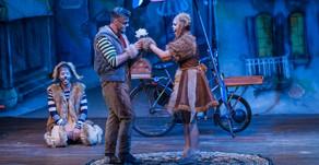 Musical infantil A Dama e o Vagabundo em Paris tem única apresentação na capital