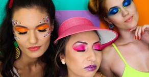 Make up Tropical é tendência para  o Carnaval 2020