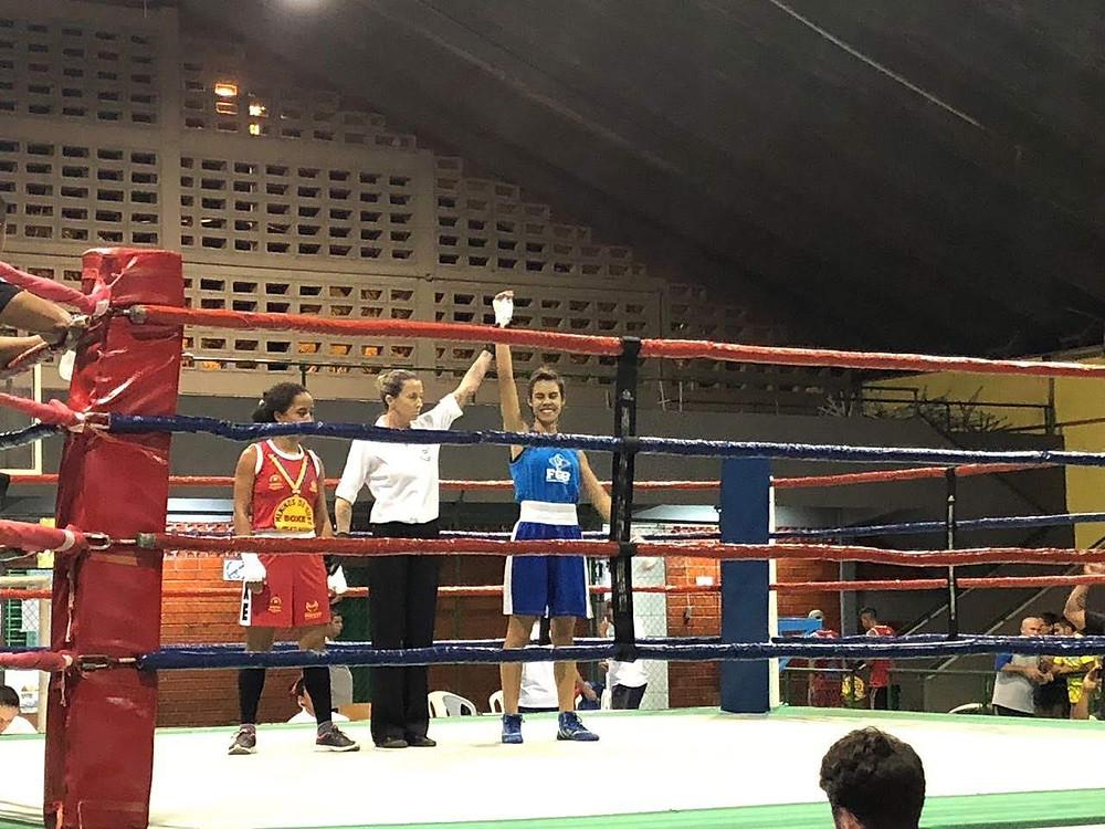 Anadir Silveira - boxe