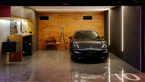 Tomasetto Engenharia apresenta 1° garagem americana no RS