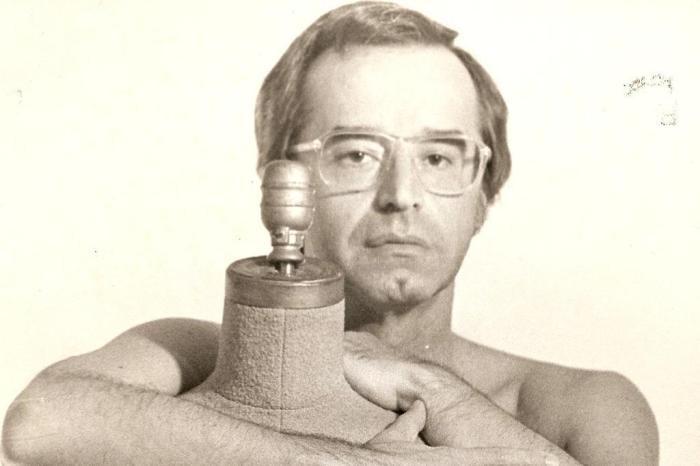 Estilista Rui Spohr. Foto: Arquivo Pessoal
